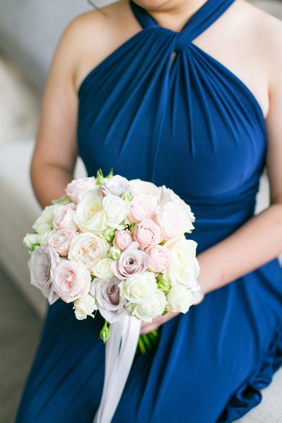 navy, pink, white wedding18