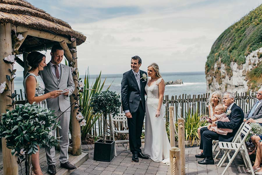 relaxed beach wedding14