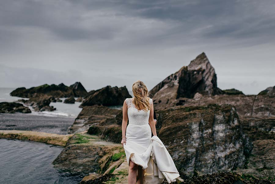 relaxed beach wedding71