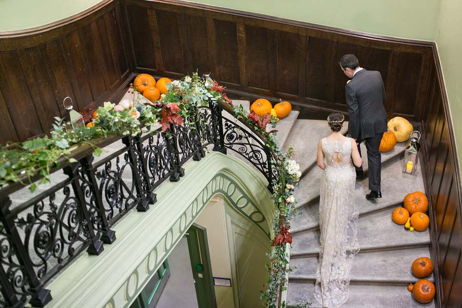 A Sunny Autumnal Wedding With Pumpkins, Lanterns & Vines: Rachel & AlexA Sunny Autumnal Wedding With Pumpkins, Lanterns & Vines: Rachel & Alex