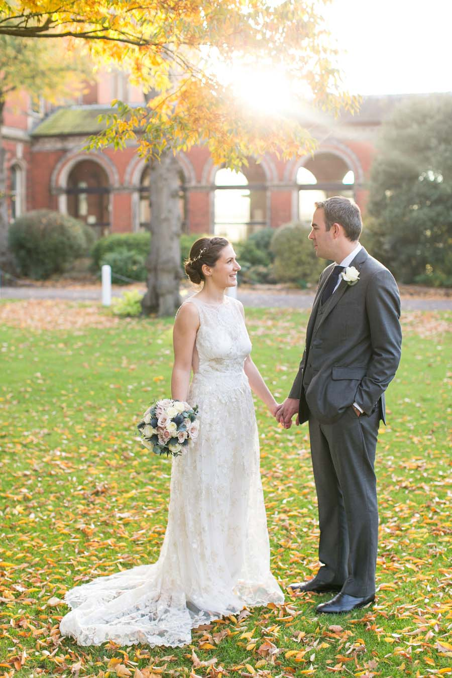 sunny autumnal wedding66