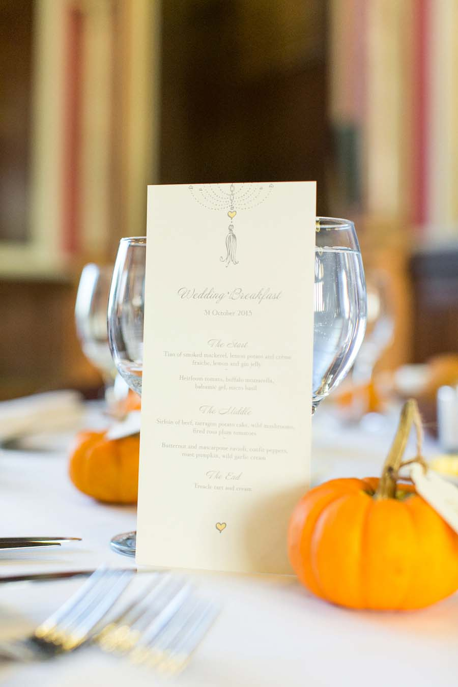 A Sunny Autumnal Wedding With Pumpkins, Lanterns & Vines: Rachel & Alex
