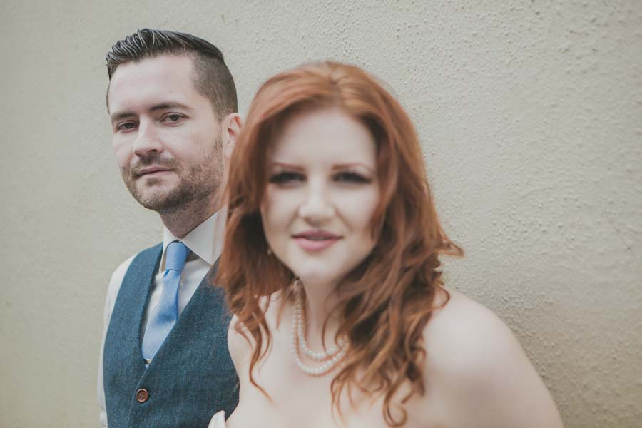 Incredible Hand-fasting Wedding With Matching Tattoo Rings: Shelby & Brandy