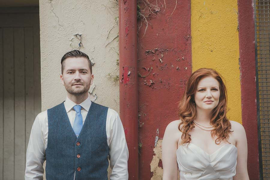 Incredible Hand-fasting Wedding With Matching Tattoo Rings: Shelby & Brandt