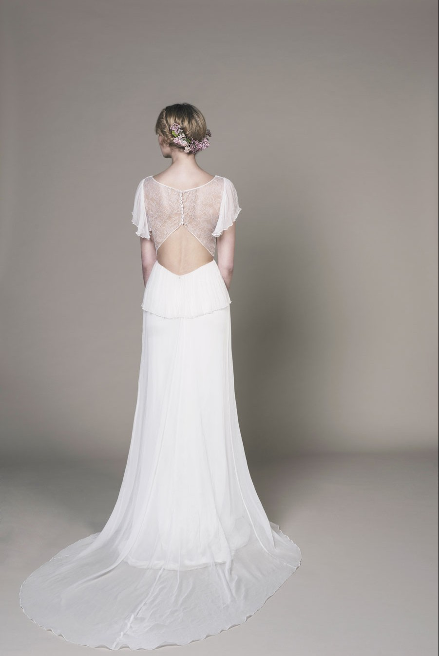 Sanyukta Shrestha: Luxury Wedding Gown Sample Sale!