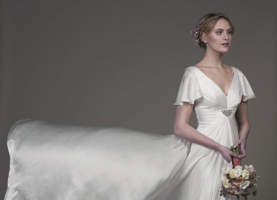 Sanyukta Shrestha: Luxury Wedding Gown Sample Sale!