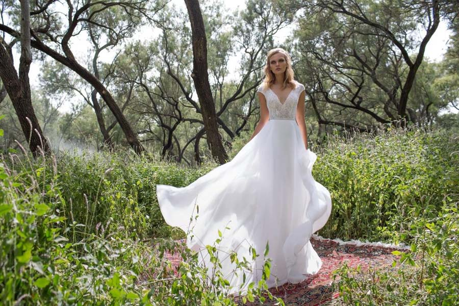 Limor Rosen Wedding Dresses 2017! 'Birds of Paradise'