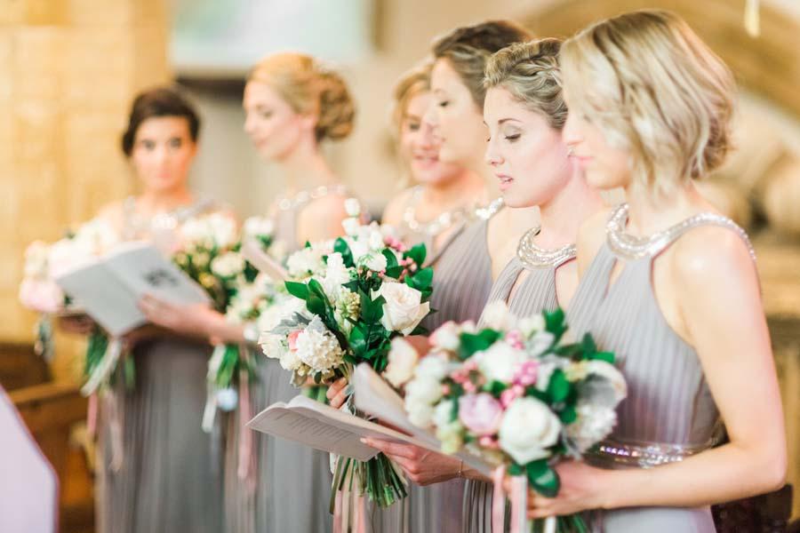 blush pink & grey wedding25