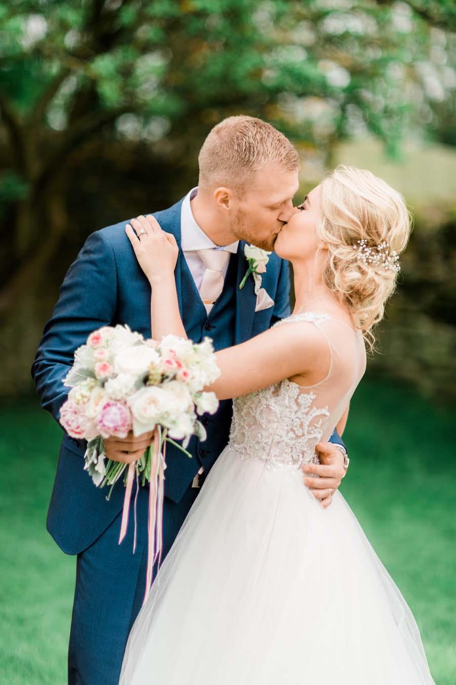 blush pink & grey wedding48