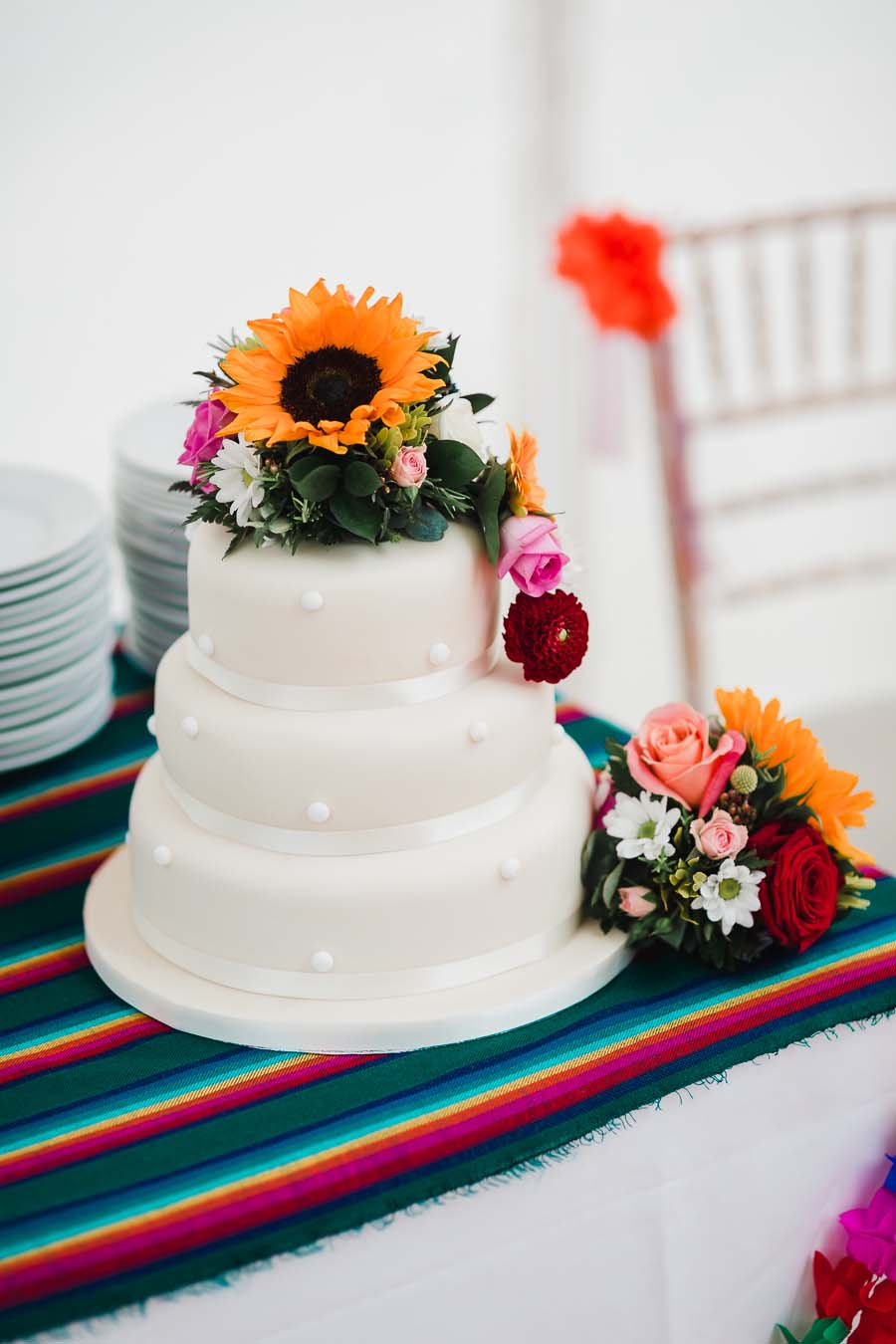 Vibrant, Colourful & Fun, Mexican Inspired Wedding: Cynthia & Chris ...