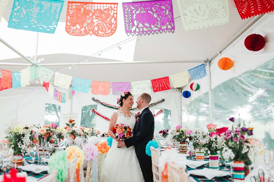 Vibrant, Colourful & Fun, Mexican Inspired Wedding: Cynthia & Chris