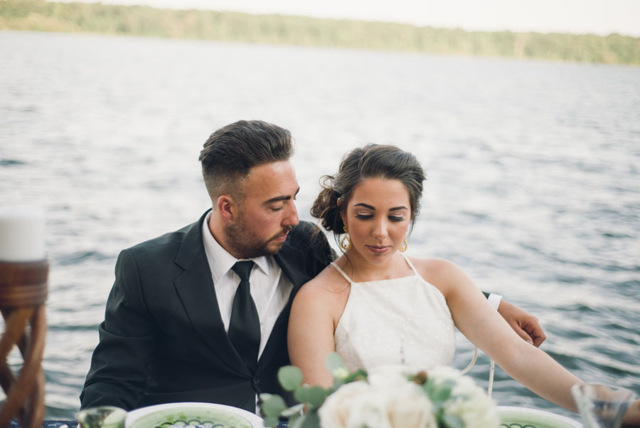 Portuguese Love! An Intimate, Alfresco Styled Wedding Editorial