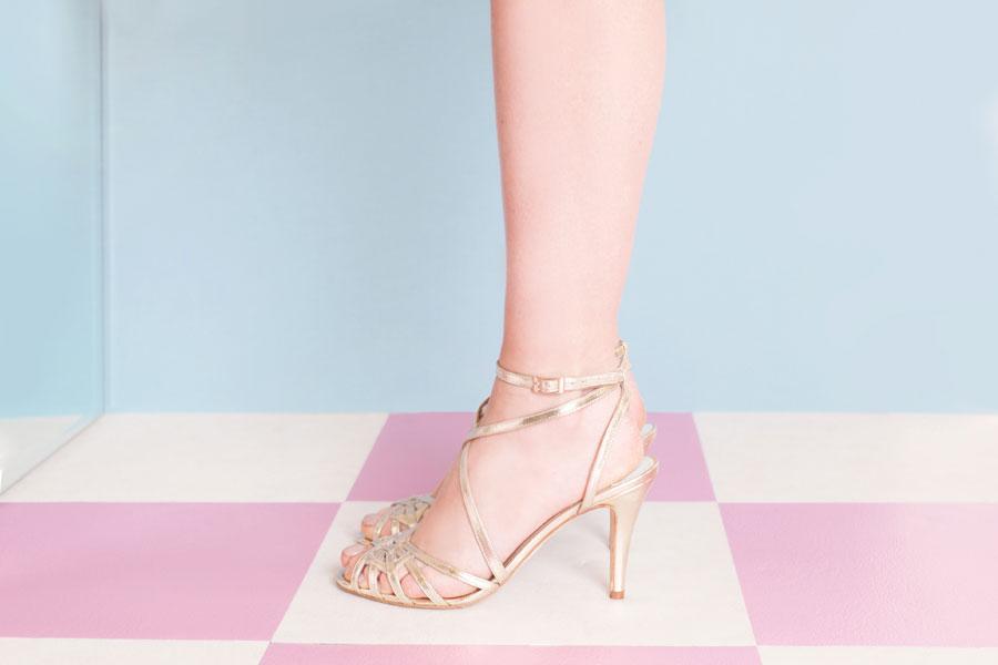 London Brides! Charlotte Mills Luxury Wedding Shoe Boutique Opens