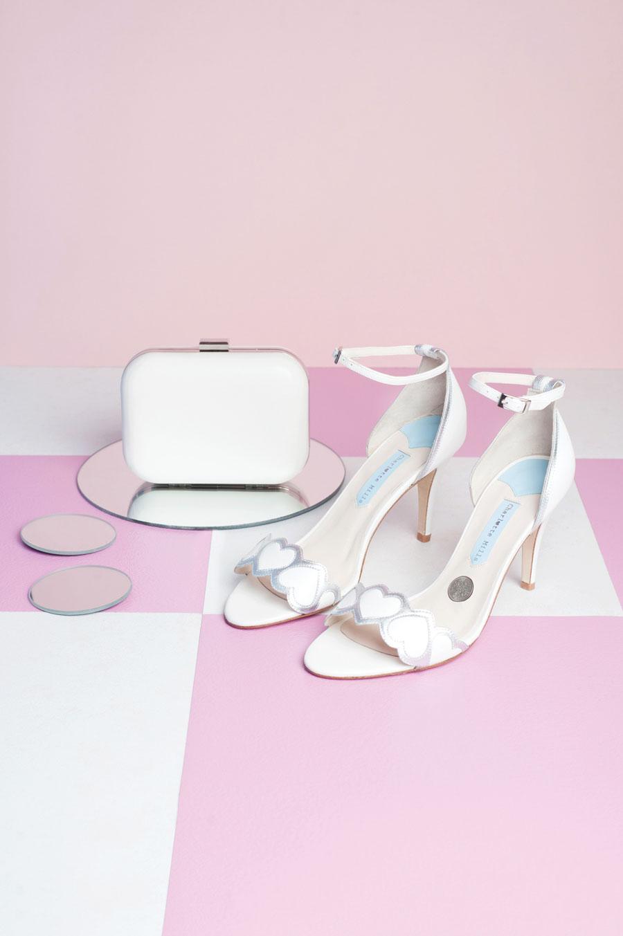 Charlotte Mills Luxury Wedding Shoe