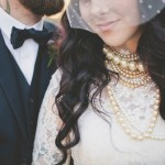 Eclectic Vintage Wedding in York With 50s Style Bride: Jemma & Lee