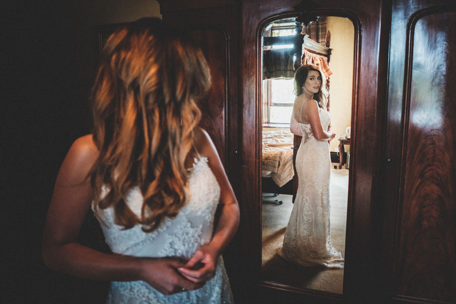 Into The Wilds - An Intimate, Highlands Wedding: Jen & Phil