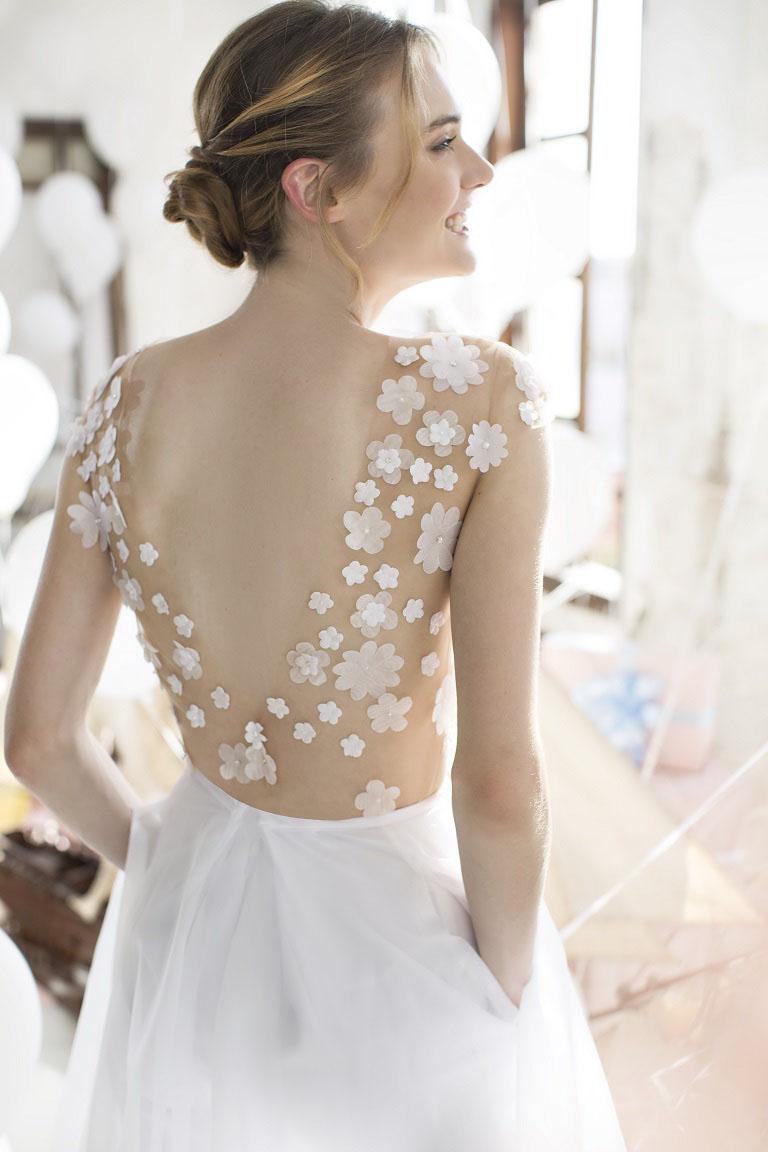 Gorgeous Ready To Wear Wedding Dresses by Noya Bridal: The Aria ...