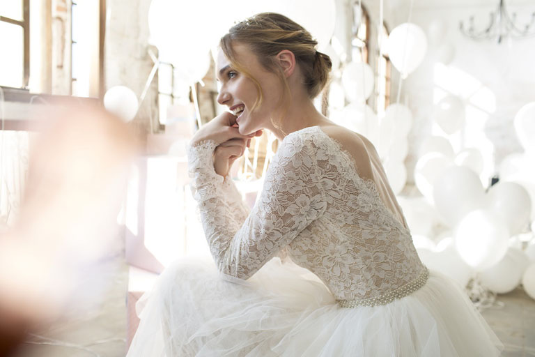 Ready To Wear Wedding Dresses by Noya Bridal: The Aria Collection