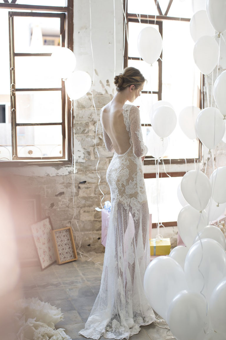 Genial Gorgeous Ready To Wear Wedding Dresses By Noya Bridal: The Aria Collection