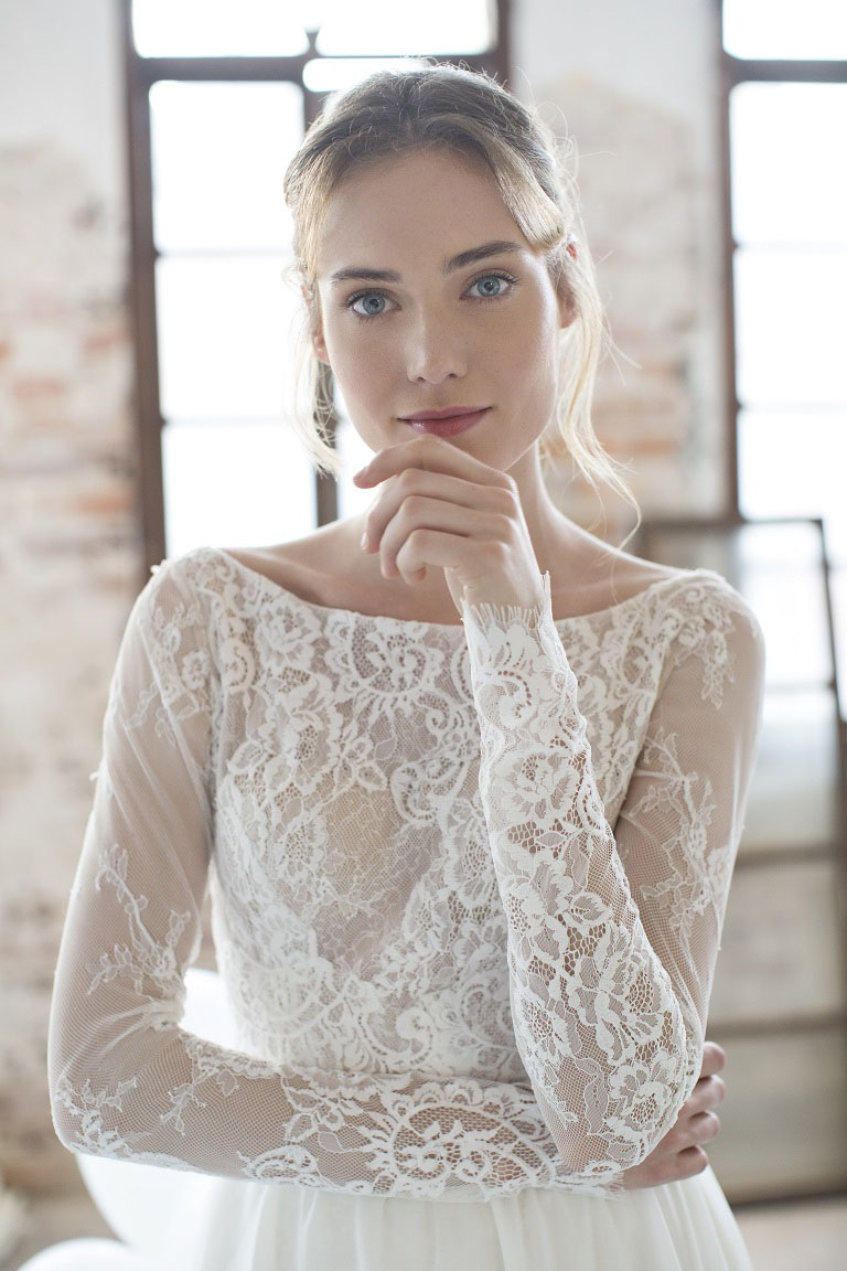 Gorgeous Ready To Wear Wedding Dresses By Noya Bridal The