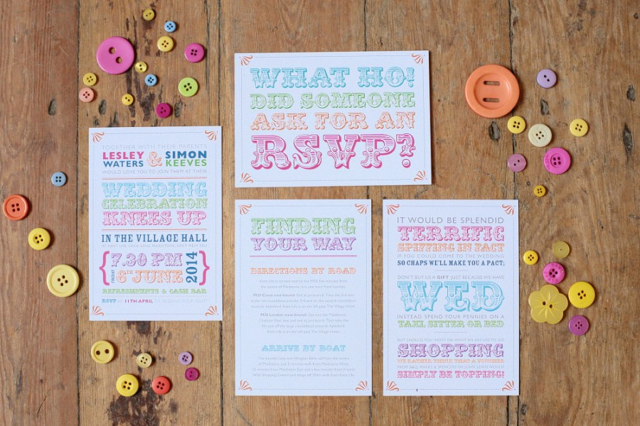 A Bright Rainbow Wedding Theme Full Of Colour