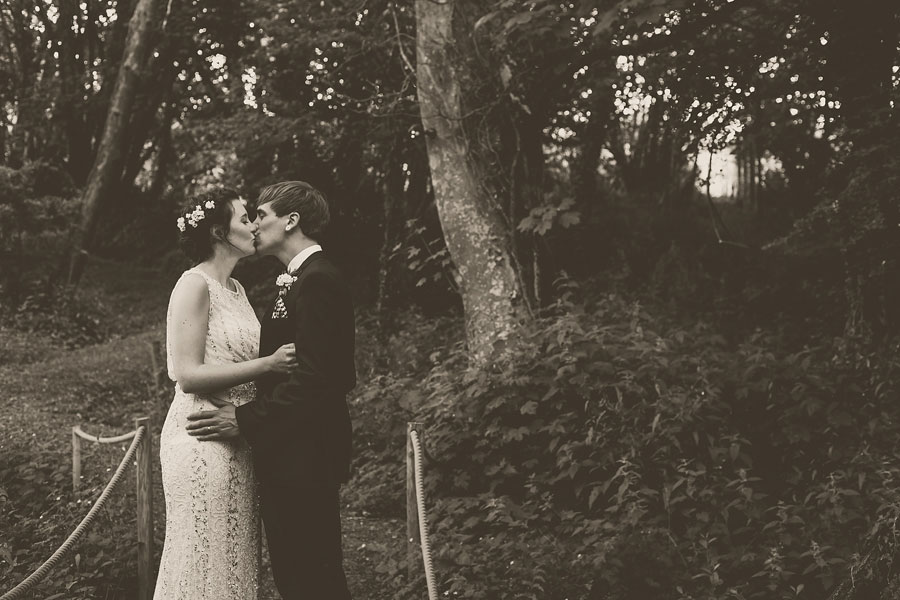 A Relaxed White Wedding with Beautiful Pops of Bright Colour: Rob & Sophie