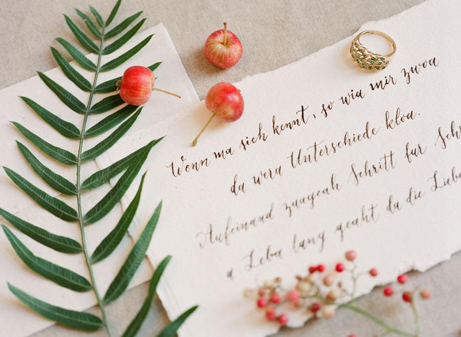A Life Long! An Austrian & Autumn Inspired Bridal Editorial
