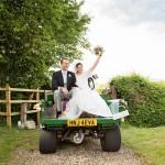 A Quintessential, Pastel Hued, Private Garden Wedding: Harriet & James