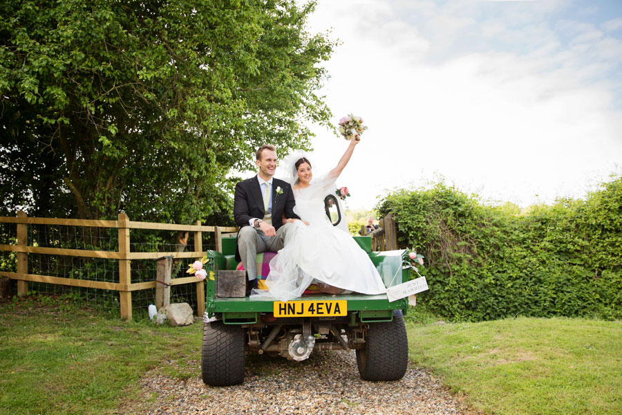 A Quintessential, Pastel Hued, Private Garden Wedding: Harriet & James