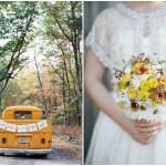 Burnt Orange And Mustard Yellow Wedding Theme