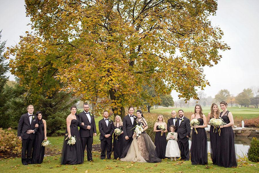 dark-sparkly-halloween-wedding-with-black-vera-wang-wedding-gown13