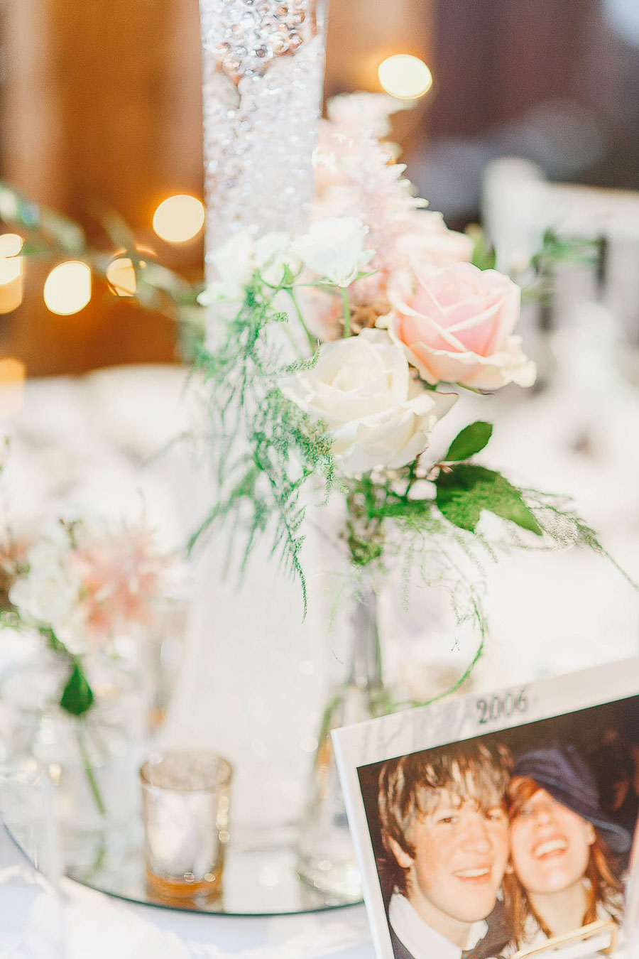 Pretty Mint Green & Soft Pink Barn Wedding: Tom & Jo - BridalPulse