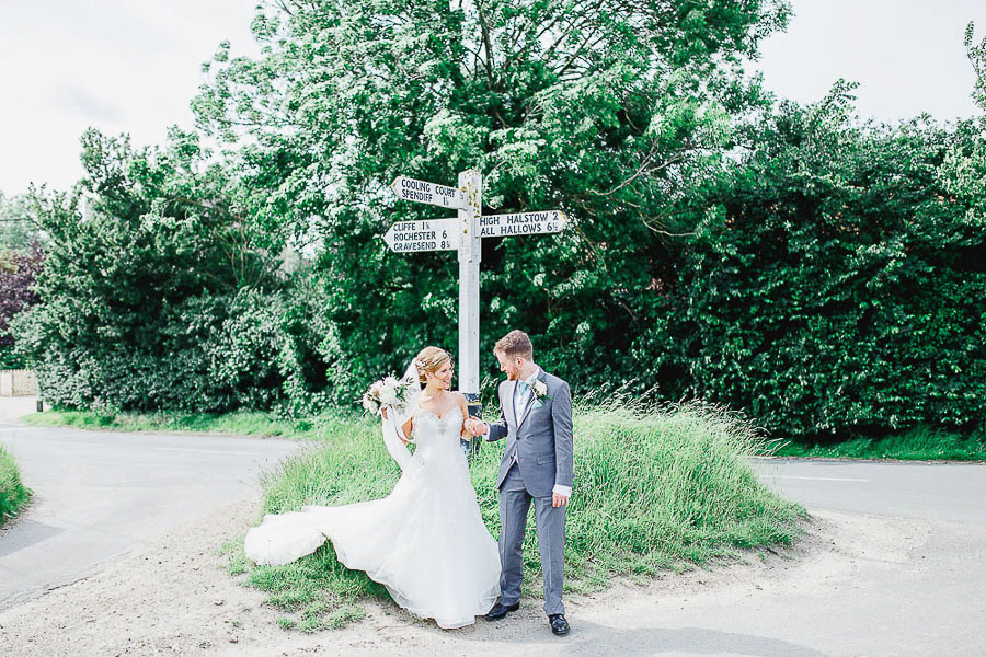 Pretty Mint Green Soft Pink Barn Wedding Tom Jo