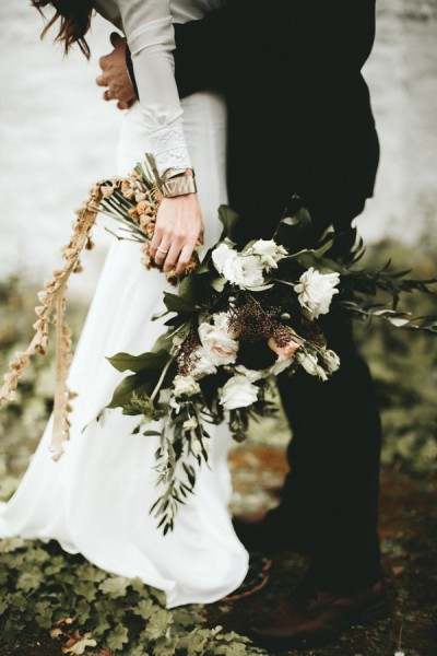 how to pull off a seriously chic black wedding theme bridalpulse