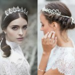 winter wedding hair accessories