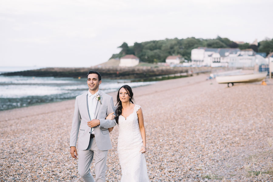 Beachy Rustic Mint Wedding at Whitstable! Courtney & Zak
