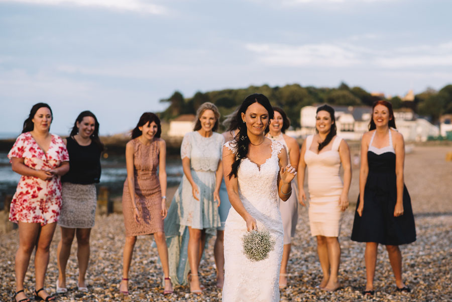 Beachy Rustic Mint Wedding at Whitstable! Courtney & Zak`