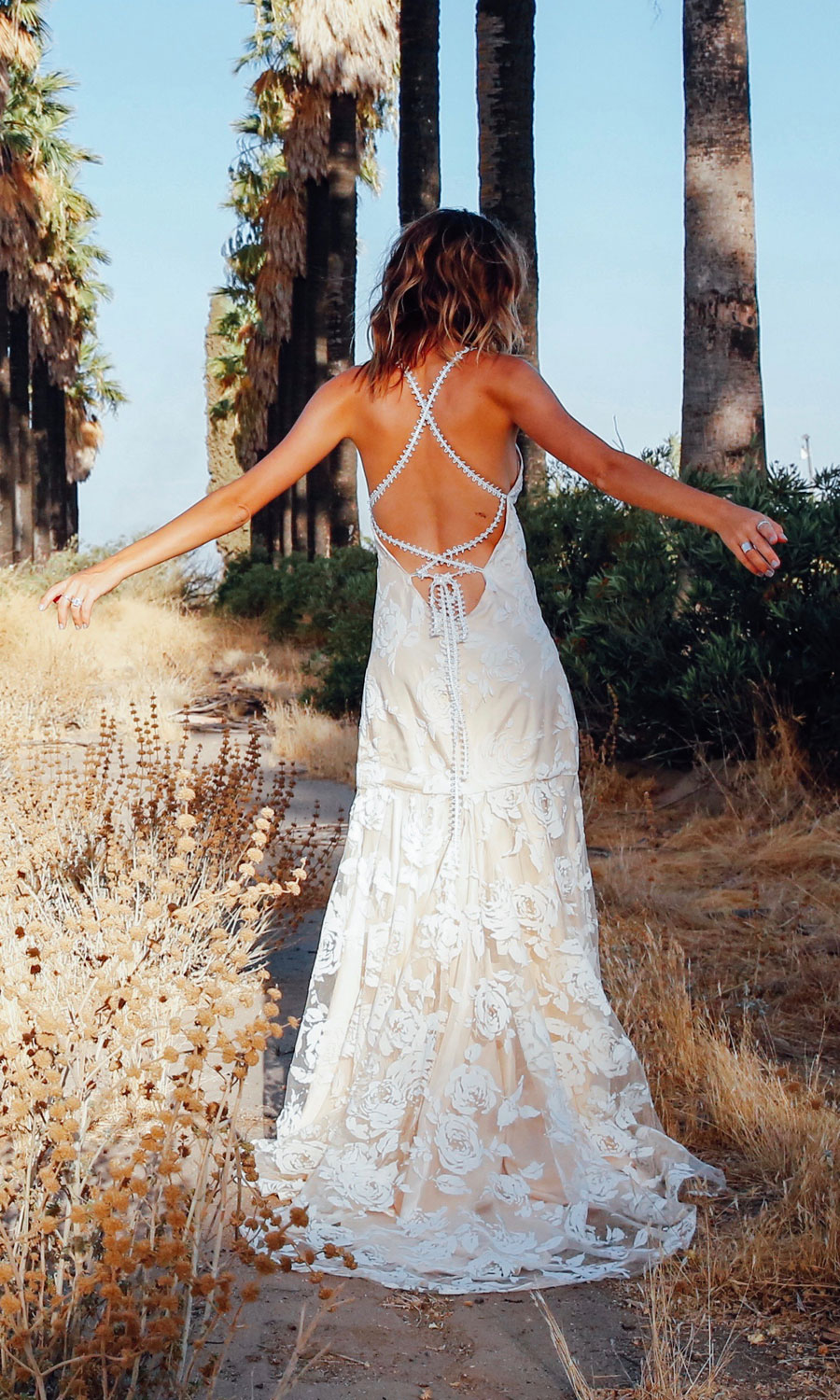 Daughters Of Simone 'Sunshine of My Love' Wedding Dresses for Bad-ass Women!