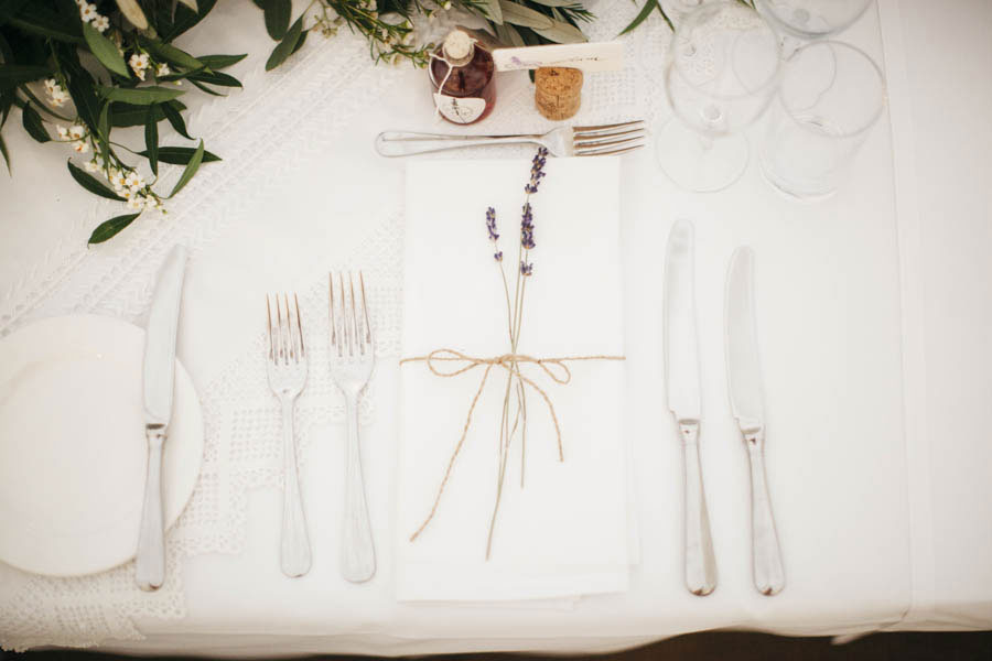 Lovely Lavender: An Elegant, Rustic, French Inspired Wedding: Liam & Natalie