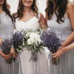 Lovely Lavender: An Elegant, Rustic, French Inspired Wedding: Liam & Natalie