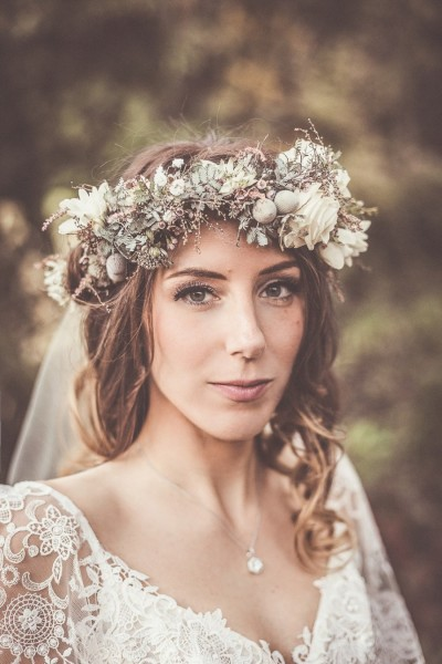 Our Favourite Magical Winter Wedding Hair Accessories