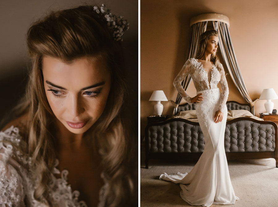 A Beautiful Berta Bride in Cinematic Wedding Film! Justyna & Alex
