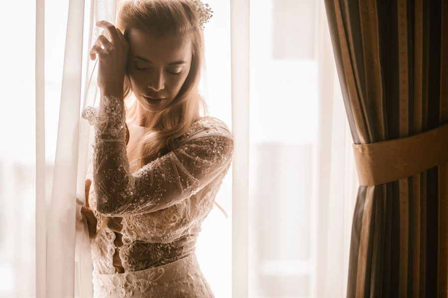 A Beautiful Berta Bride in Cinematic Wedding Film! Justyna & Alex