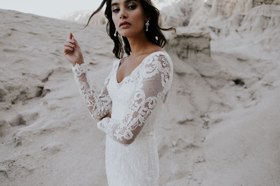 Beautiful Anna Campbell Wedding Dresses 'Wild at Heart'