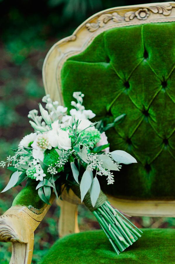 Pantone's Colour of 2017: Greenery Inspired Wedding Ideas