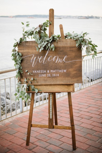 Pantone's Colour of 2017: Greenery Inspired Wedding Ideas stylemepretty.com - brianhattonweddings.com
