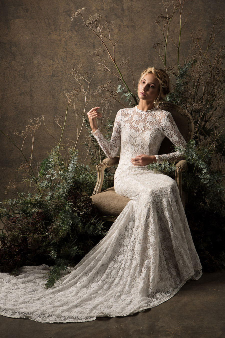 The New 'Cloud Nine' Collection from Dreamers & Lovers: Boho Wedding Dresses!