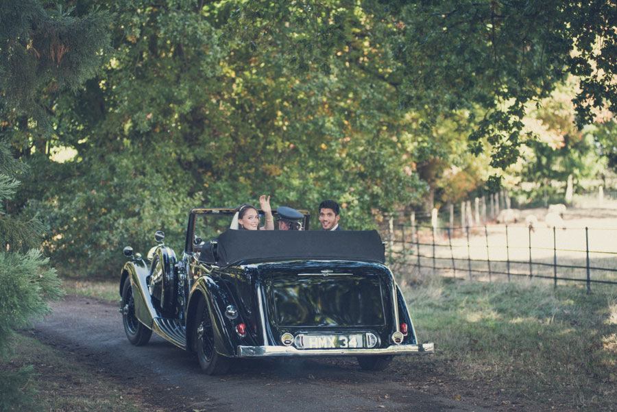 Glamorous 1930s House Party Wedding Shoot in Navy, Pink & Gold033