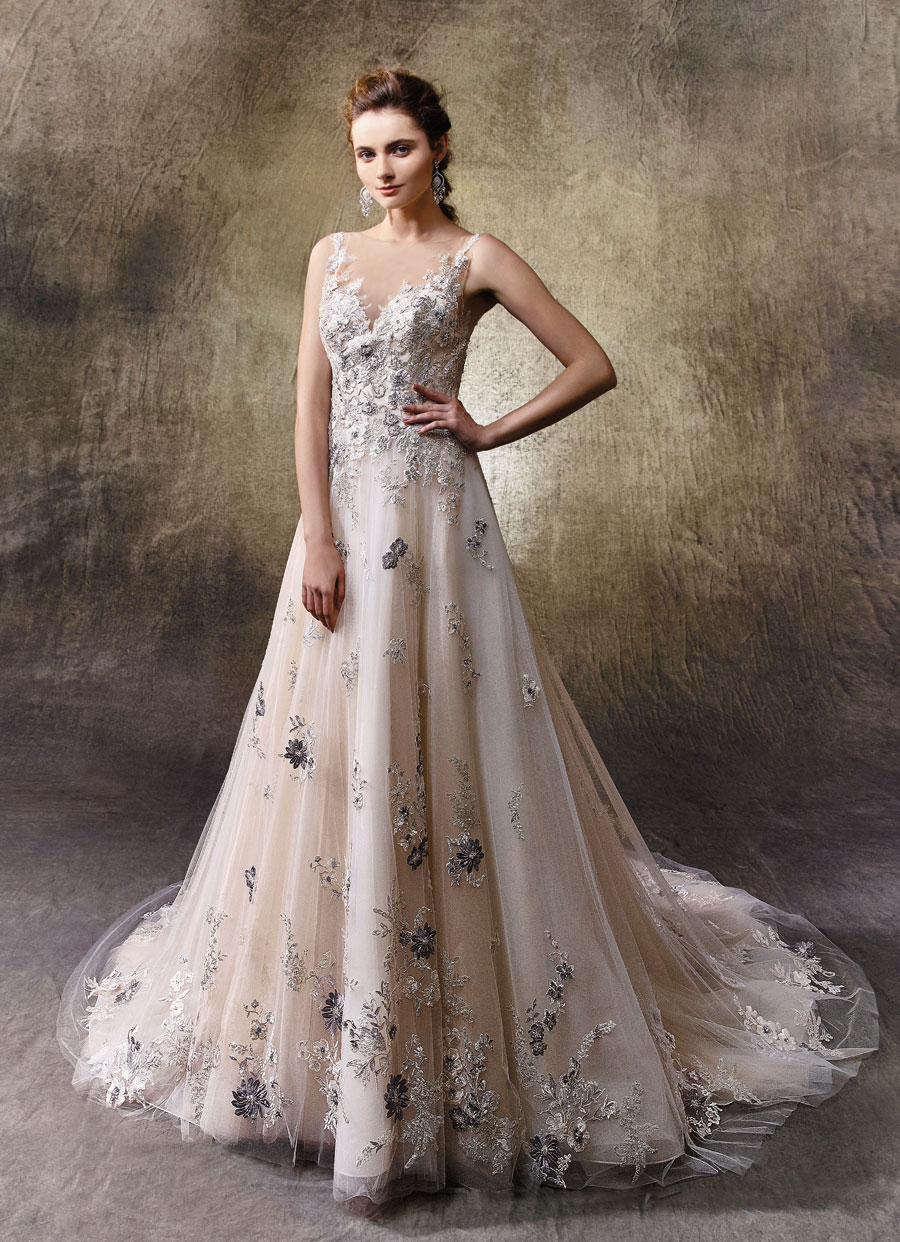 Crimble hall wedding dress