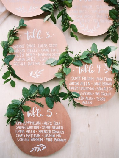 Pantone's Colour of 2017: Greenery Inspired Wedding Ideas stylemepretty.com - blushweddingphotography.org